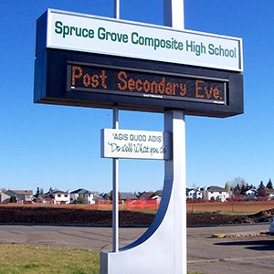 Spruce Grove Composite High