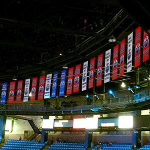 Oilers Banners