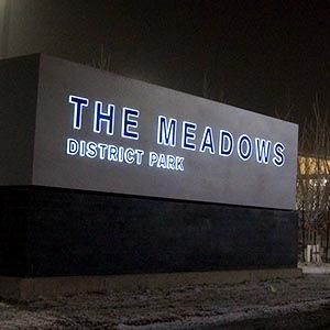 The Meadows District Park
