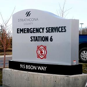 Strathcona County Fire Hall