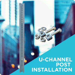U-Channel Install Guide