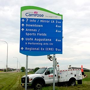 City of Camrose
