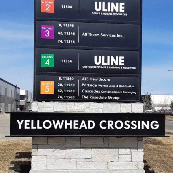 Yellowhead Crossing